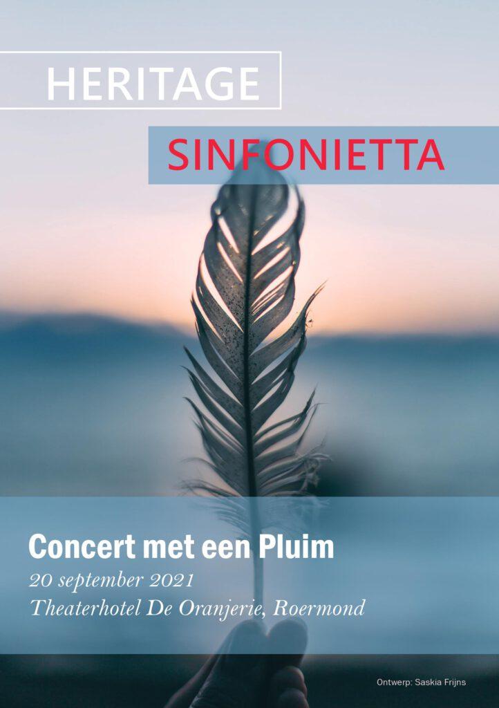 Concert met een Pluim
